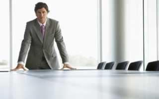 Увольнение директора при ликвидации предприятия