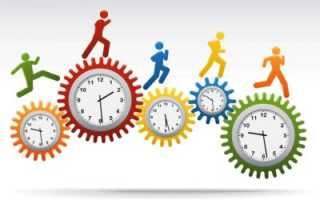 Что такое плавающий график работы трудовому договору