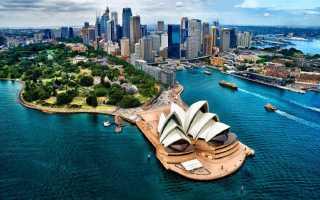 Зарплаты в австралии по профессиям