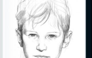 Как реалистично нарисовать портрет карандашом