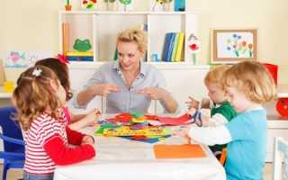 Должностная инструкция воспитателя в соответствии с профстандартом